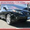 2009 LEXUS RX350 SPORTS LUXURY
