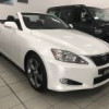 2010 LEXUS IS250C SPORTS